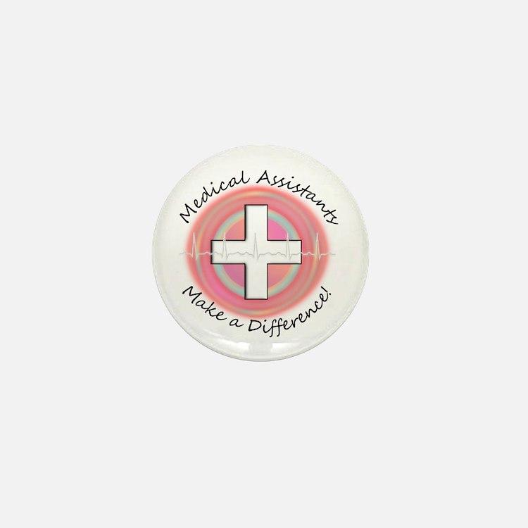 Nursing Assistant Mini Button