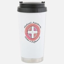 Nursing Assistant Stainless Steel Travel Mug