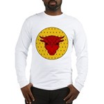 Populace Badge Long Sleeve T-Shirt