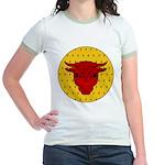 Populace Badge Jr. Ringer T-Shirt