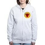 Populace Badge Women's Zip Hoodie