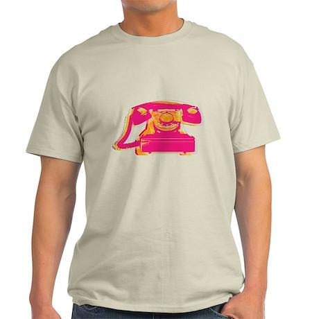 Rotary phone Light T-Shirt