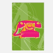 Rotary phone Postcards (Package of 8)