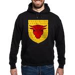 Populace Badge Hoodie (dark)