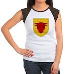 Populace Badge Women's Cap Sleeve T-Shirt