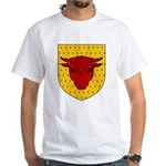 Populace Badge White T-Shirt
