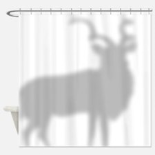 Addax Antelope Shower Curtain
