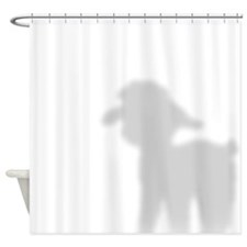 Angora Goat Kid Shower Curtain