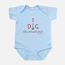 I Dig Archaeology Infant Bodysuit