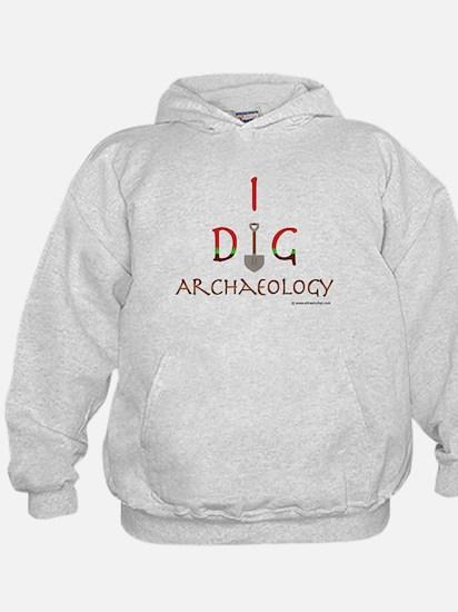 I Dig Archaeology Hoodie