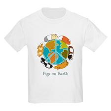12pigsonearthKN T-Shirt