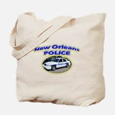 New Orleans Police Department Tote Bag