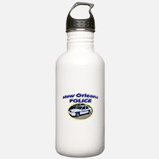 New Orleans Police Department Water Bottle
