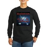 R.A.D Logo Collection Long Sleeve Dark T-Shirt