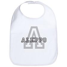 Letter A: Aleppo Bib