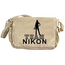 Team Nikon Messenger Bag