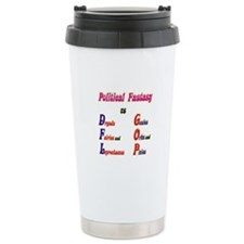 Political Fantasy Travel Mug
