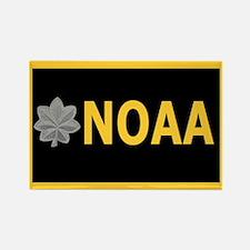NOAA Commander<BR> Rectangle Magnet