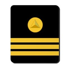 NOAA Commander<BR> Mousepad