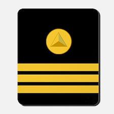 NOAA Commander<BR> Mousepad
