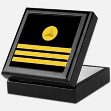NOAA Commander<BR> Insignia Box