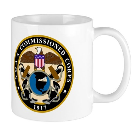 NOAA Commander<BR> 11 Ounce Mug