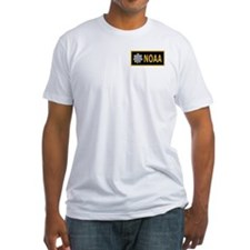 NOAA Commander<BR> Fitted Shirt 1