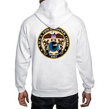 NOAA Commander<BR> Jumper Hoody