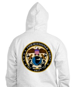 NOAA Commander<BR> Jumper Hoody