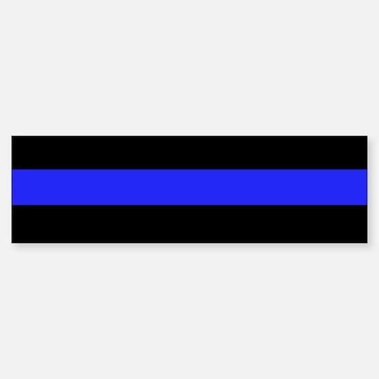 Fallen Police Officer Sticker (Bumper)