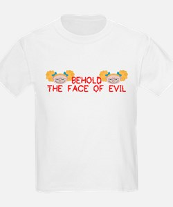 The Face of Evil T-Shirt