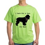 Cocker Spaniel Personalizable I Bark For A Cure Gr