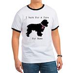 Cocker Spaniel Personalizable I Bark For A Cure Ri