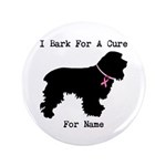 Cocker Spaniel Personalizable I Bark For A Cure 3.
