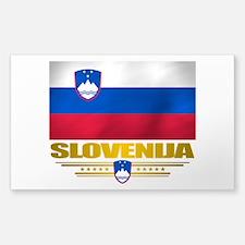 """""""Slovenia Flag"""" Decal"""