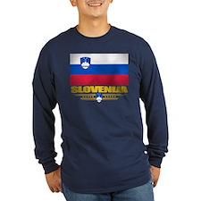 """Slovenia Flag"" T"