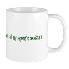 Agent's Assistant Mug