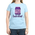 Couples Each Other Jelly Women's Light T-Shirt