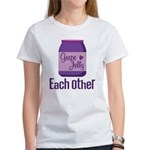 Couples Each Other Jelly Women's T-Shirt