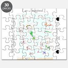 MerMaid Madilyn Puzzle