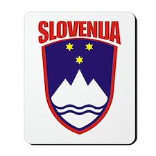"""Slovenia COA"" Mousepad"