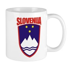 """""""Slovenia COA"""" Mug"""