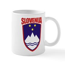 """""""Slovenia COA"""" Small Mug"""