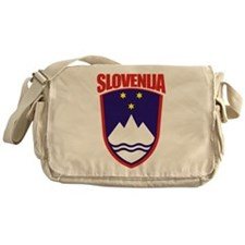 """Slovenia COA"" Messenger Bag"