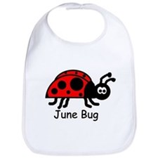 Cute June Bib