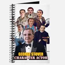 Actor George Stover Journal