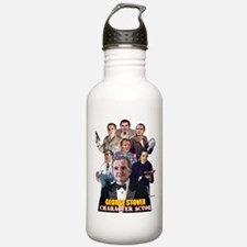 Actor George Stover Sports Water Bottle