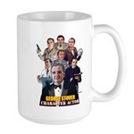 Actor George Stover Large Mug