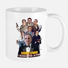 Actor George Stover Mug