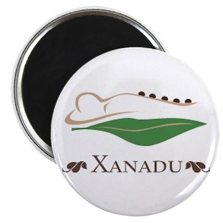 Xanadu Spa Magnet